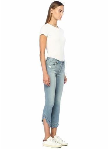 Joe's Jeans Pantolon Mavi